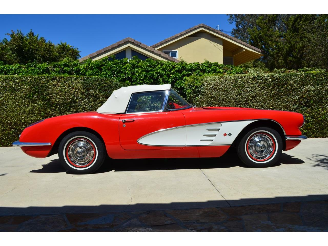 for sale 1960 chevrolet corvette in thousand oaks california. Cars Review. Best American Auto & Cars Review