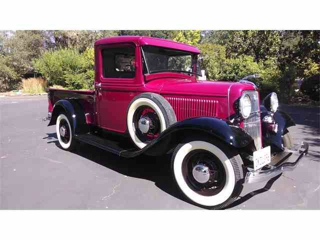 1934 Ford Pickup | 908759