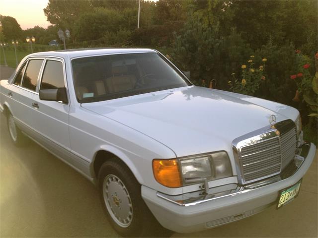 1991 Mercedes-Benz 560SEL | 908773