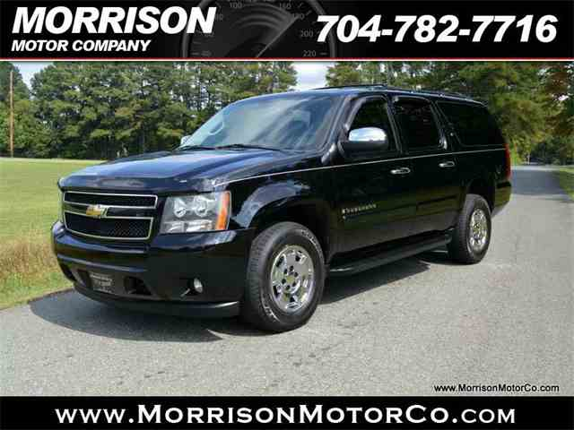 2008 Chevrolet Suburban For Sale Cc 701666