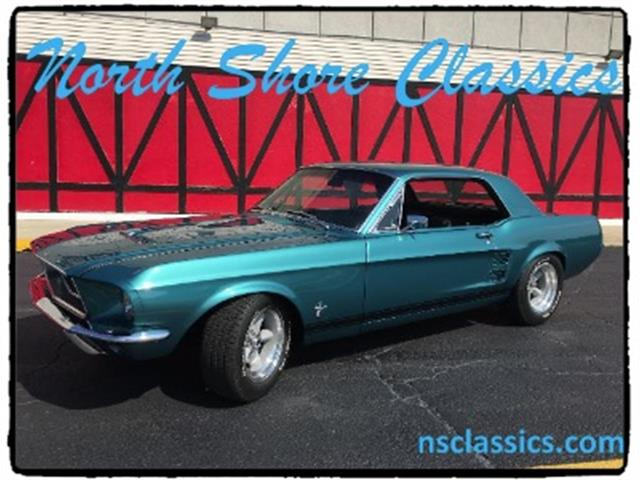 1967 Ford Mustang | 900881