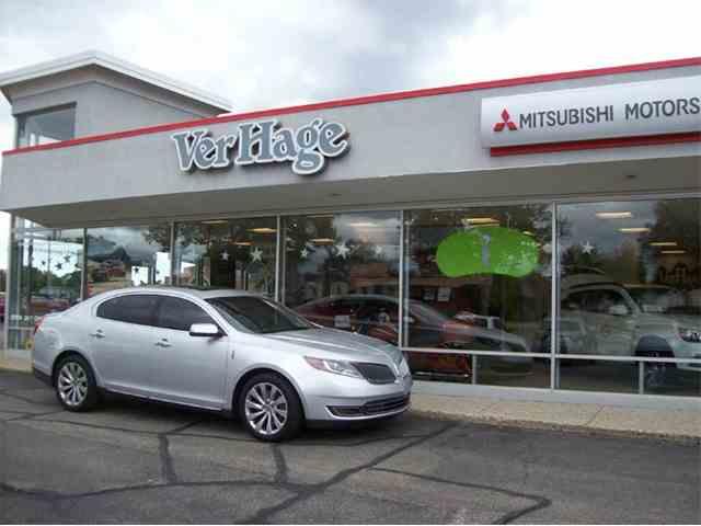 2014 Lincoln 4-Dr Sedan | 908815