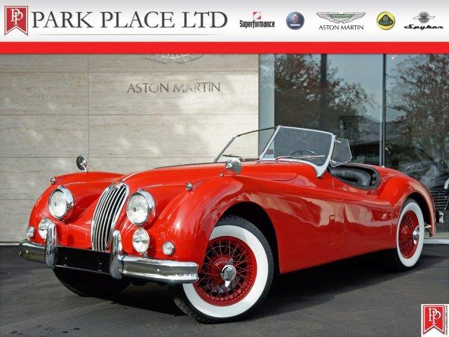 1957 Jaguar XK140 MC OTS | 908820