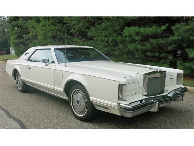 1977 Lincoln Continental Mark V | 908821