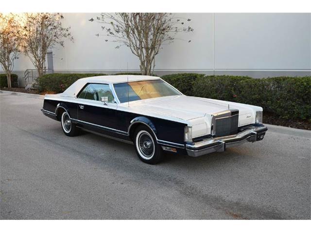 1979 Lincoln Mark V | 908826
