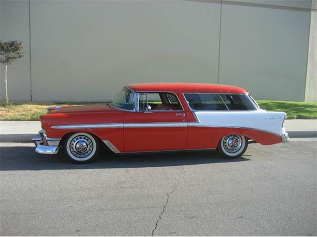 1956 Chevrolet Nomad | 908829