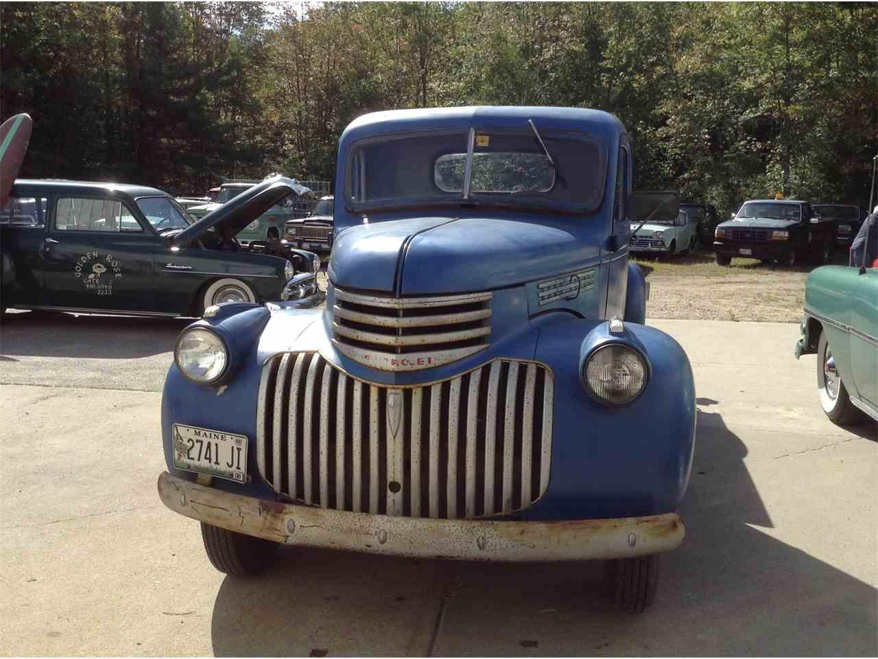 1942 chevrolet pickup for sale cc 908854. Black Bedroom Furniture Sets. Home Design Ideas