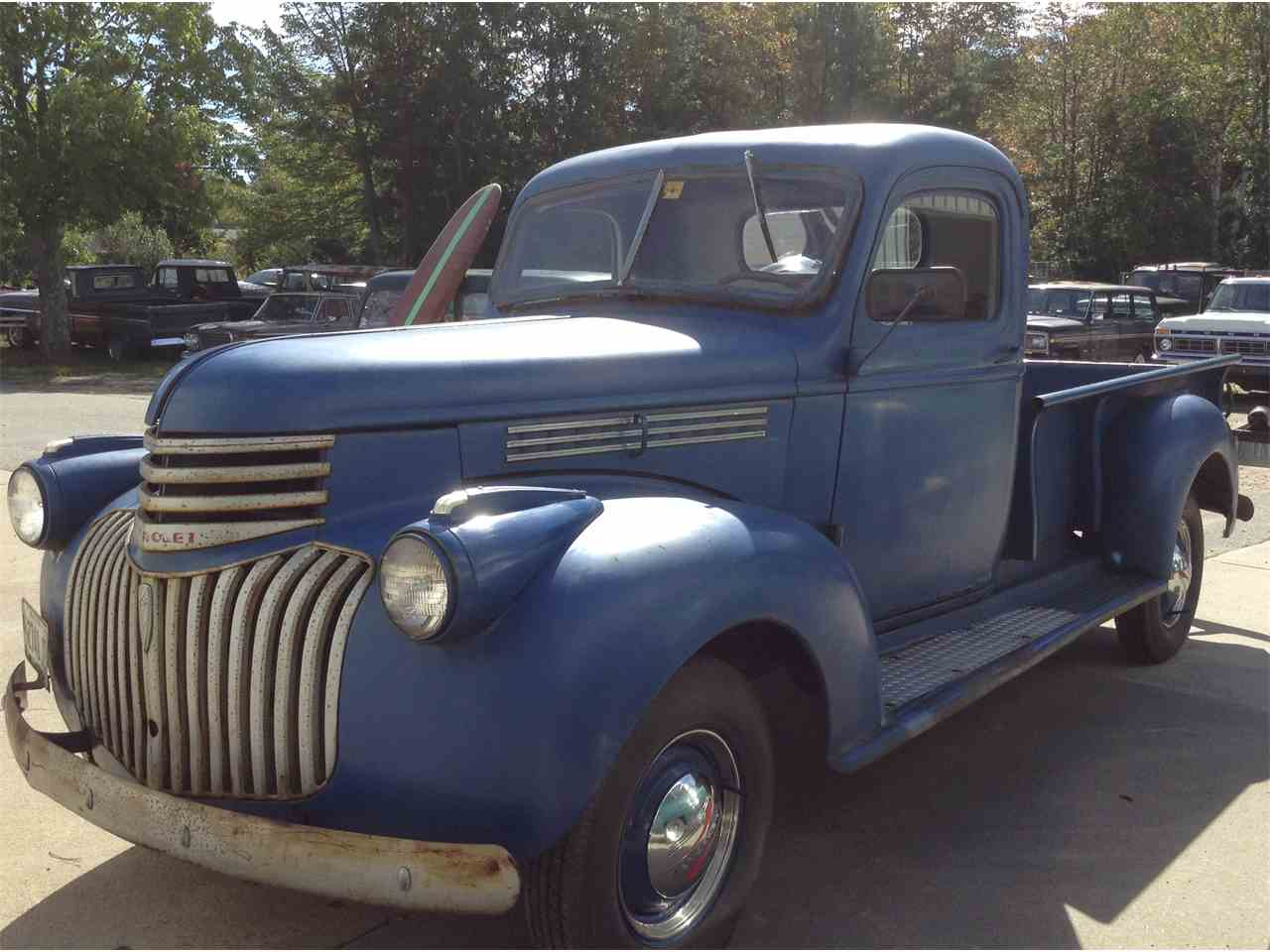 1942 chevrolet pickup for sale cc 908854. Black Bedroom Furniture Sets. Home Design Ideas