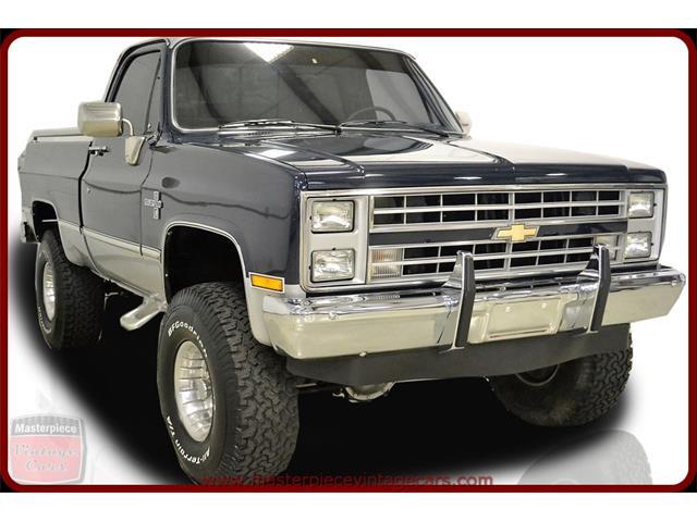 1986 Chevrolet C/K10 Pickup | 908866