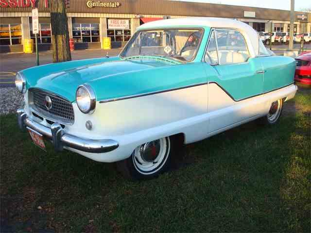 1962 Nash Metropolitan | 908870