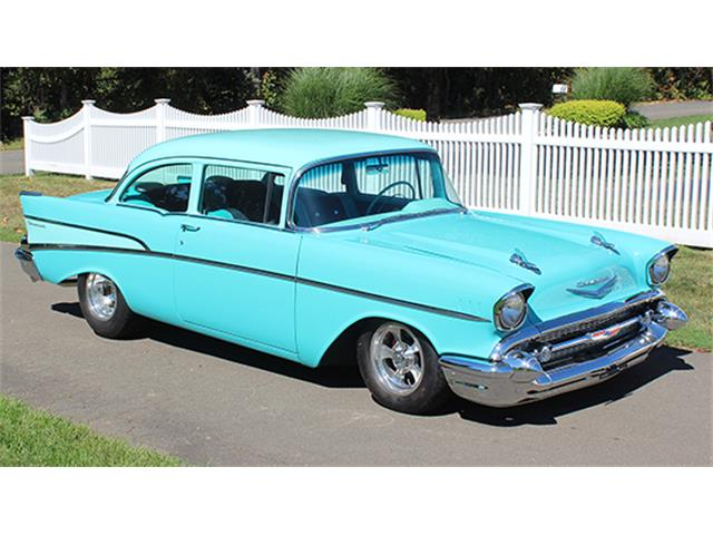 1957 Chevrolet 210 Two-Door Sedan Custom | 908889