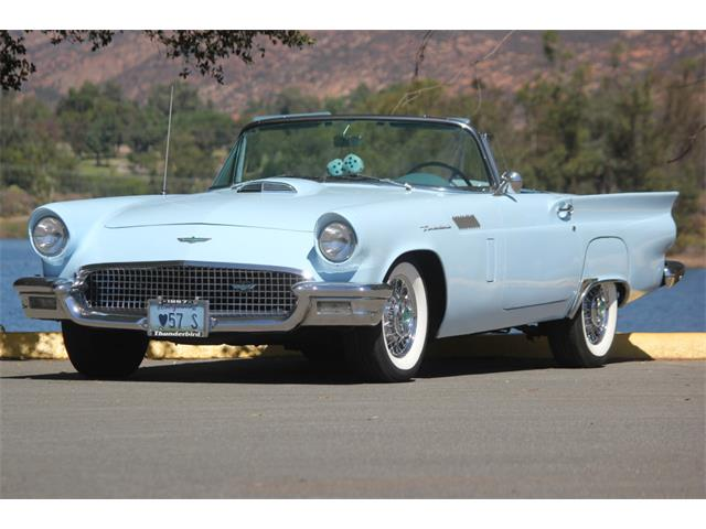 1957 Ford Thunderbird | 908906