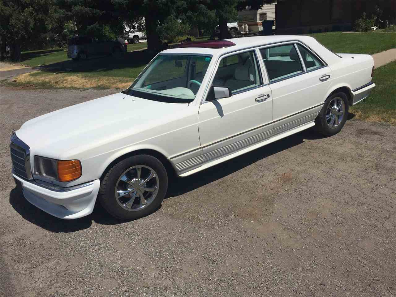 1984 mercedes benz 1000sel for sale cc for Mercedes benz utah