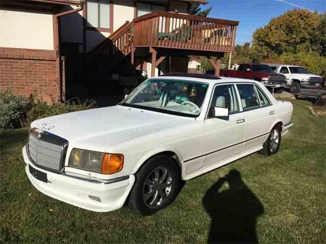 1984 Mercedes-Benz 1000SEL | 908911