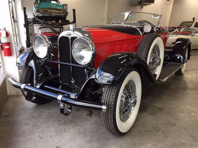 1929 Auburn Speedster | 908920