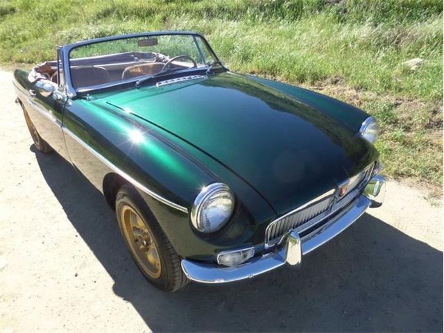 1965 MG MGB | 908935