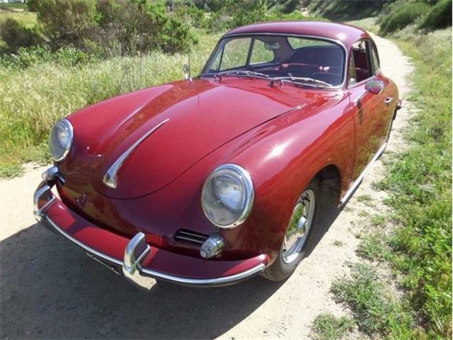 1961 Porsche 356 S | 908944