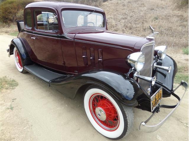1933 Chevrolet Deluxe | 908948