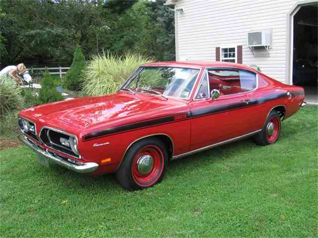 1969 Plymouth Barracuda | 908977