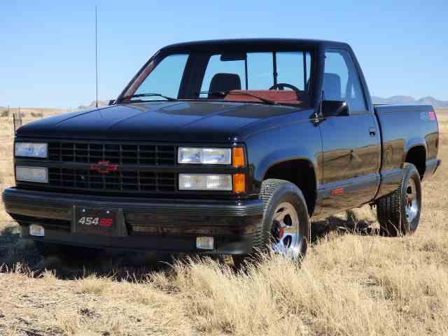 1990 Chevrolet SS   908989