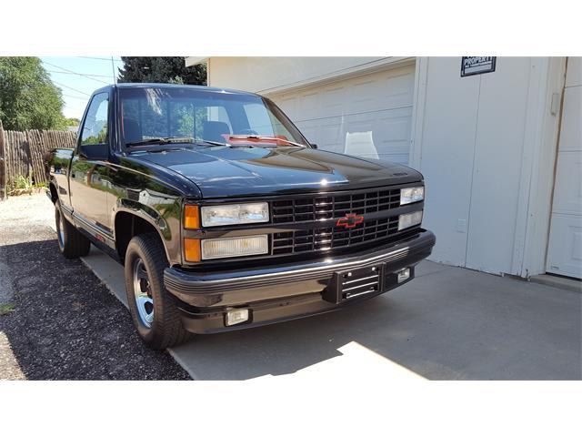 1990 Chevrolet C/K 1500 SS 454 | 908989