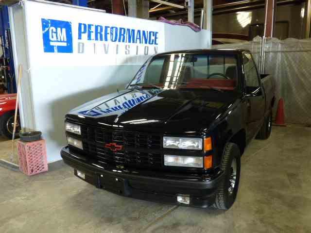 CC-908989 1990 Chevrolet C 1500 454SS