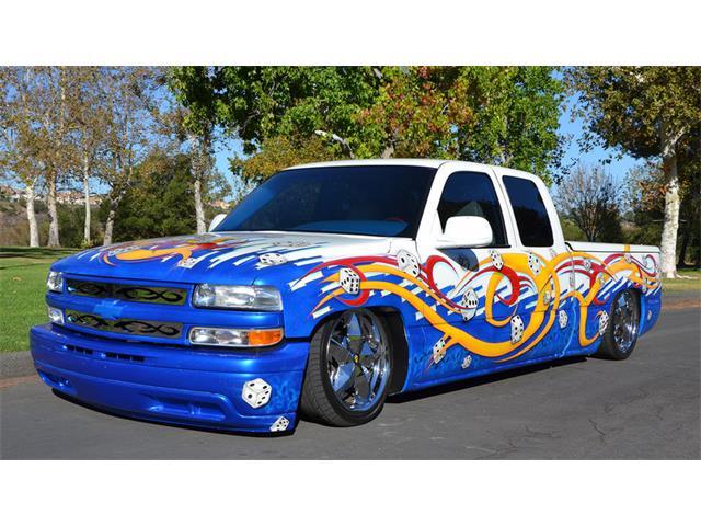 2002 Chevrolet Silverado | 908992