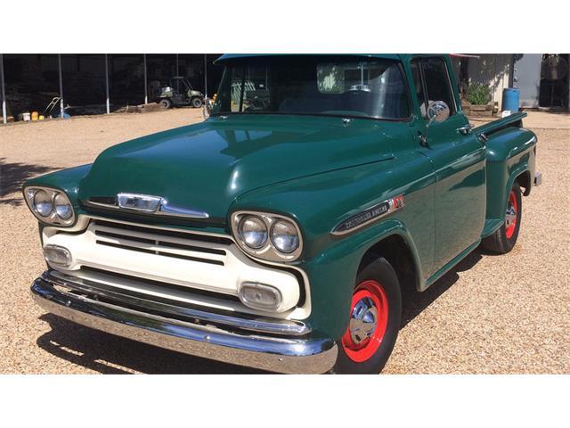 1958 Chevrolet Apache | 909001