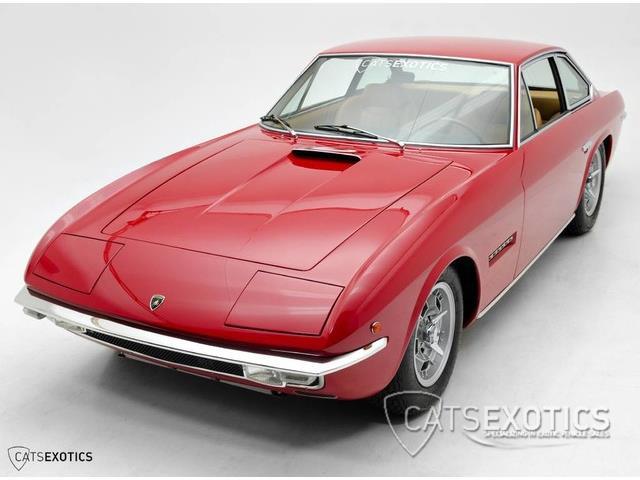 1969 Lamborghini Islero | 900901