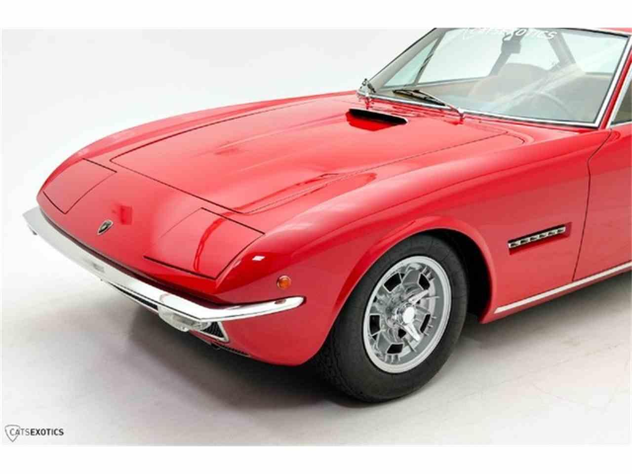 1969 Lamborghini Islero For Sale Classiccars Com Cc 900901
