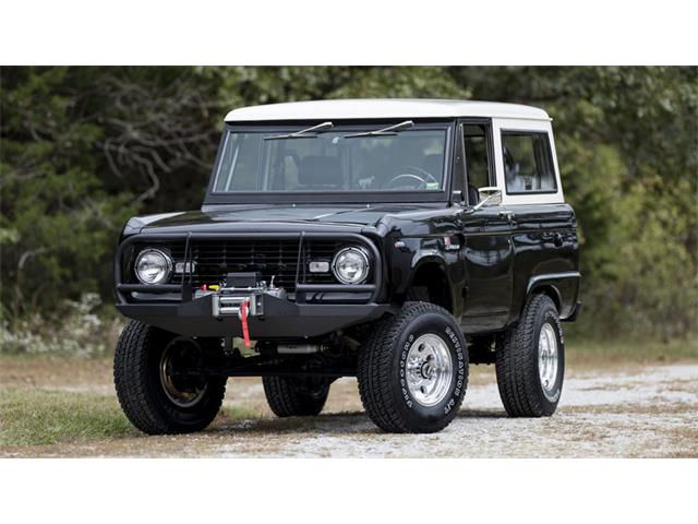 1972 Ford Bronco | 909010