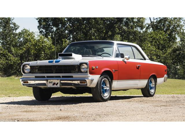 1969 AMC Hurst SC/Rambler | 909015