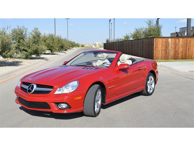 2009 Mercedes-Benz SL55 | 909017