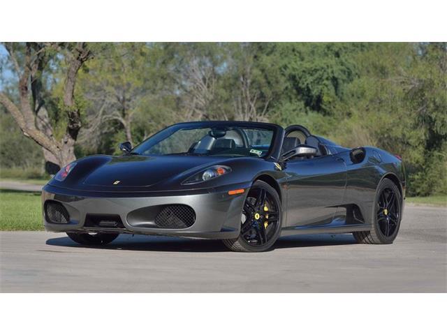 2006 Ferrari F430 Spider F1   909021