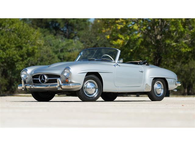 1956 Mercedes-Benz 190SL | 909033