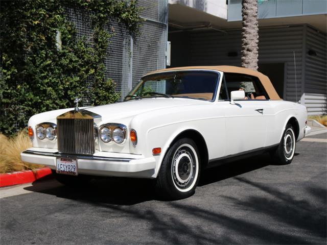 1993 Rolls-Royce Corniche | 909045