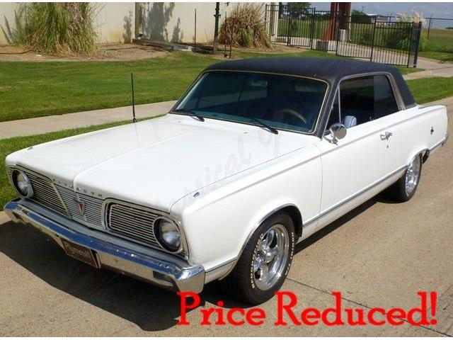 1966 Plymouth Valiant | 909056