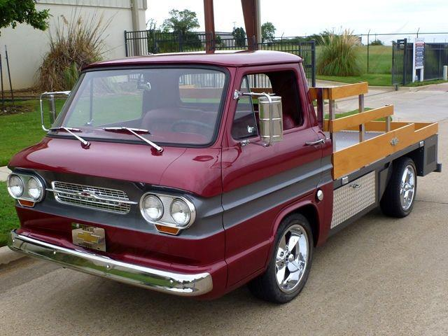1962 CHEVROLET CORVAIR FLATBED CUSTOM | 909058
