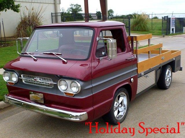 1962 CHEVROLET CORVAIR CUSTOM FLATBED | 909058