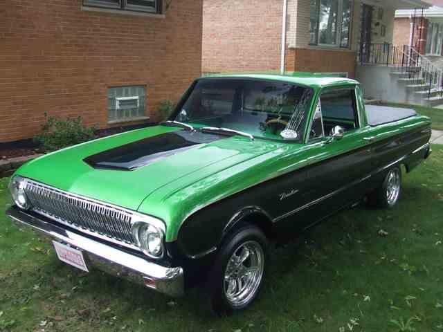 1962 Ford Ranchero | 909066