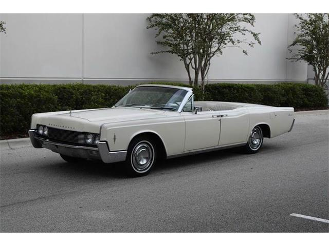 1966 Lincoln Continental | 909070