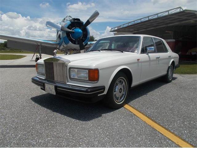 1987 Rolls-Royce Silver Spirit | 909072