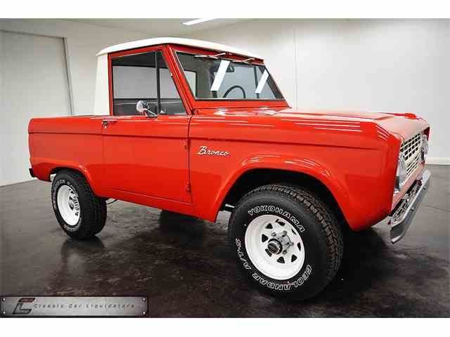 1967 Ford Bronco | 909083