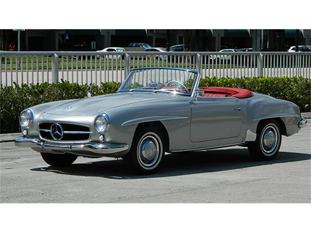 1955 Mercedes-Benz 190 | 909099