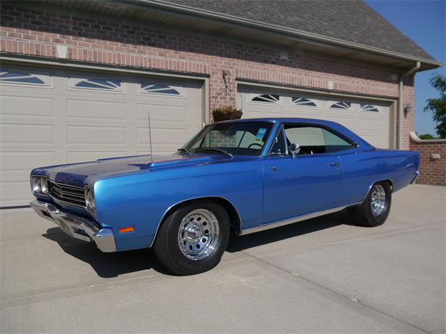 1969 Plymouth Road Runner | 900910
