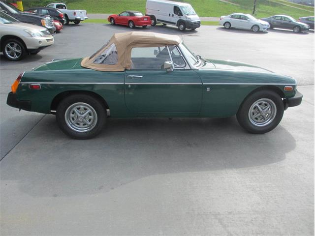 1976 MG MGB | 909105