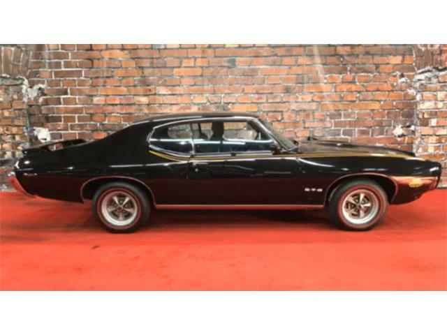 1969 Pontiac GTO | 909108