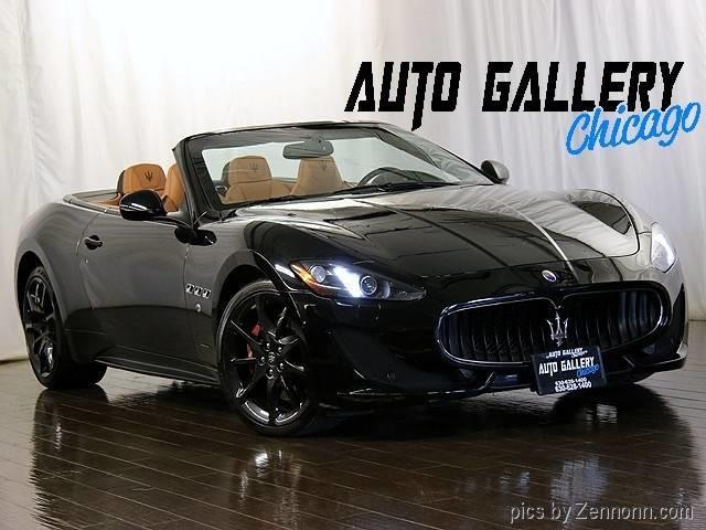 2014 Maserati GranTurismo Convertible | 909123