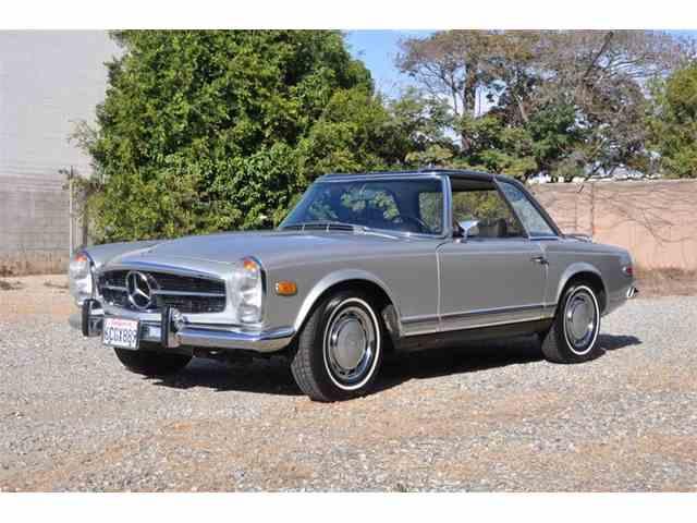 1971 Mercedes-Benz 280SL | 909124