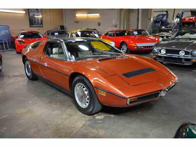 1974 Maserati Bora   900913
